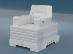 Floating Armchair Luxery