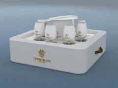 Floating Tray - Luxus