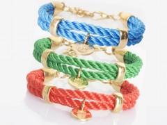 "Knotenfreies Bijoux Armband ""Gold"""